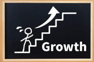 成長性イラスト